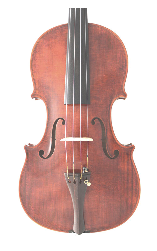 Wessex M Violin Front