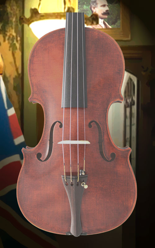 The Wessex Violin Company Model M