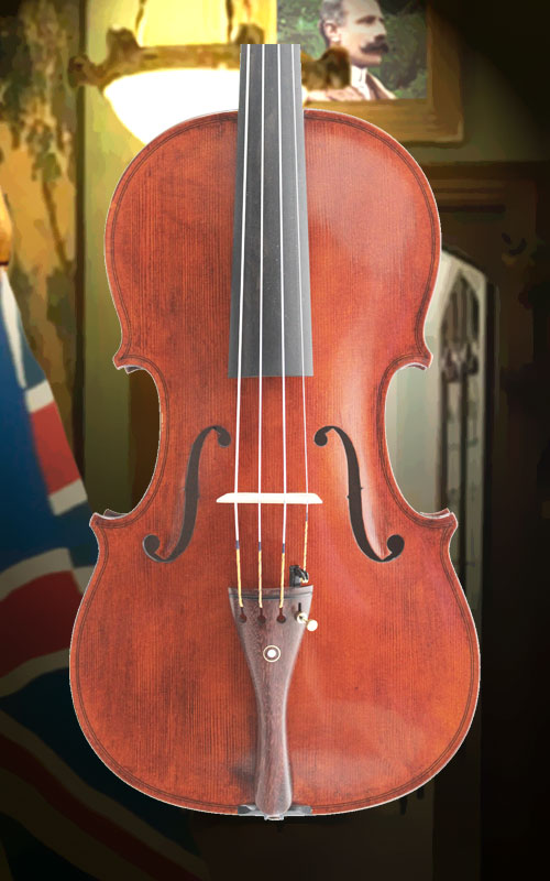 The Wessex Violin Company Model XV Viola