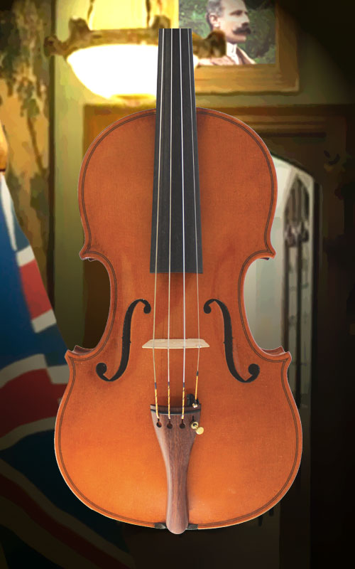 The Wessex Violin Company Model V