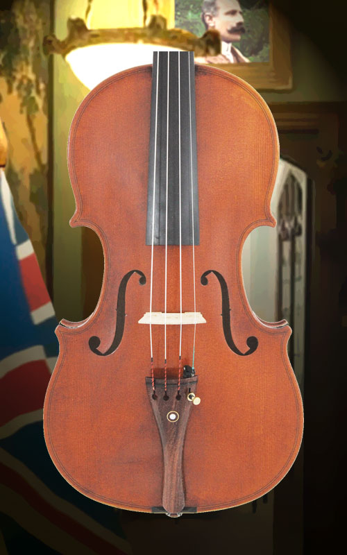 The Wessex Violin Company Model XV