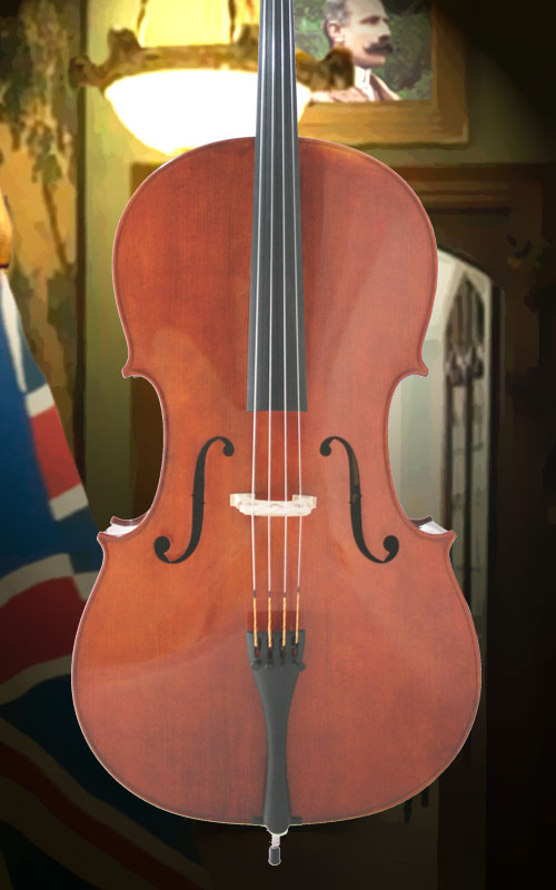 The Wessex Violin Company Model XVI Cello